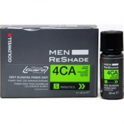 GOLDWELL - MEN RESHADE - 4CA (4 x 20ml) Colorazione uomo