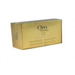 FANOLA - ORO THERAPY - 24K - LOZIONE ORO PURO (12 fiale da 10ml)