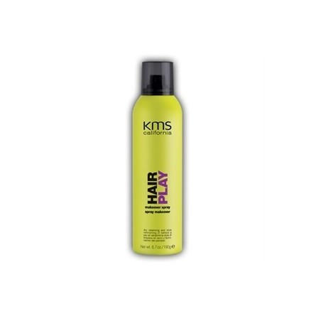 KMS CALIFORNIA - HAIRPLAY - MAKEOVER SPRAY (250ml) Shampoo secco