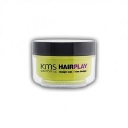 KMS CALIFORNIA - HAIR PLAY - DESIGN WAX (75ml)