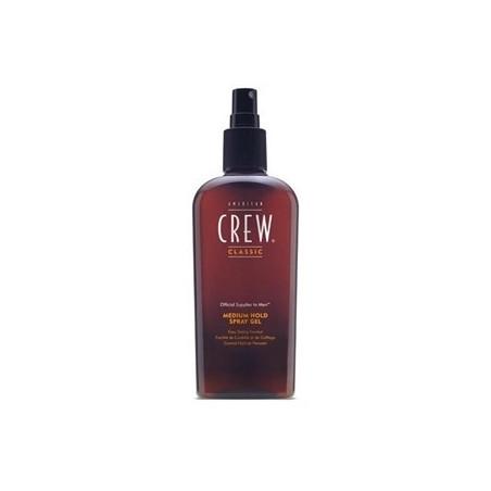 AMERICAN CREW - CLASSIC - MEDIUM HOLD (250ml) Gel Spray