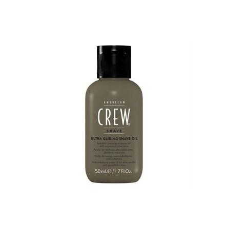 AMERICAN CREW - SHAVE - ULTRA GLIDING SHAVE OIL (50ml) Olio da barba