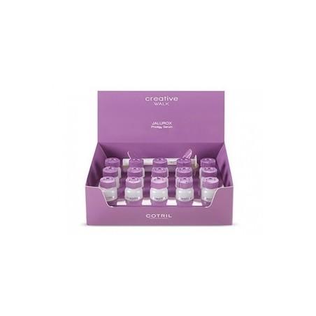 COTRIL - CREATIVE WALK - JALUROX - Prodigy Serum (15 flaconcini da 15ml + dosatore da 5ml) Siero