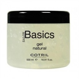 COTRIL - SALON BASICS - Gel natural (500ml)