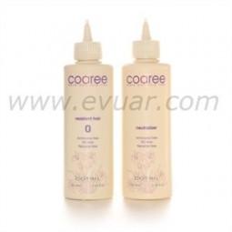 COTRIL - COAREE - WAVE AMMONIA FREE - Resistant hair 0 - Waving lotion (90ml) Neutralizer (100ml)