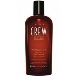 AMERICAN CREW - CLASSIC - BODY WASH (450ml) Doccia gel per uso quotidiano