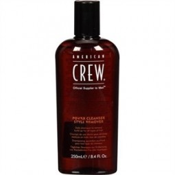 AMERICAN CREW - CLASSIC - POWER CLEANSER STYLE REMOVER (250ml)