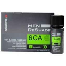 GOLDWELL - MEN RESHADE - 6CA (4 x 20ml) Colorazione uomo