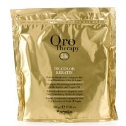 FANOLA - ORO THERAPY - 24K - DE-COLOR KERATIN (500gr)