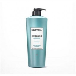 GOLDWELL - KERASILK REPOWER - Anti-HairLoss Shampoo (1000ml) Shampoo per capelli deboli