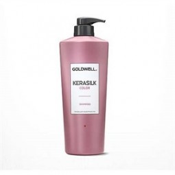 GOLDWELL - KERASILK COLOR GENTLE SHAMPOO (1000ml) Shampoo per capelli colorati
