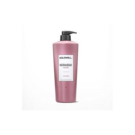 GOLDWELL - KERASILK COLOR GENTLE SHAMPOO (1000ml) Shampoo per capelli colorati