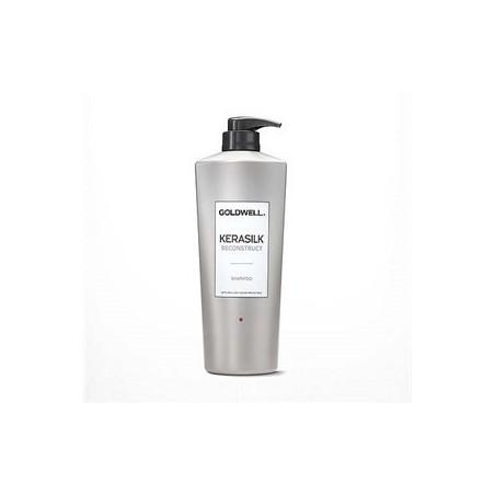 GOLDWELL - KERASILK RECONSTRUCT - Shampoo (1000ml) Shampoo per capelli crespi