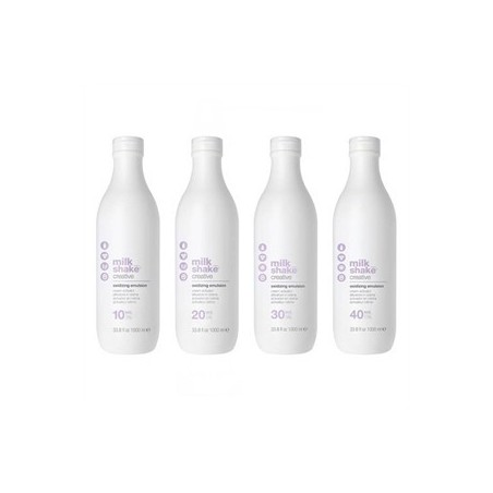 Z.ONE CONCEPT - MILK SHAKE - CREATIVE - 10Vol. Oxidizing Emulsion (1000ml) Emulsione ossidante
