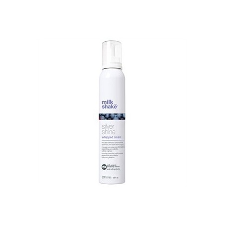Z.ONE CONCEPT - MILK SHAKE - SILVER SHINE - WHIPPED CREAM (200ml) Condizionante