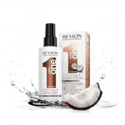 REVLON PROFESSIONAL - UNIQ ONE - ALL IN ONE - COCONUT HAIR TREATMENT (150ml)