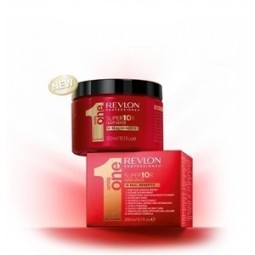 REVLON PROFESSIONAL - UNIQ ONE - ALL IN ONE - SUPER10R HAIR (300ml) Maschera
