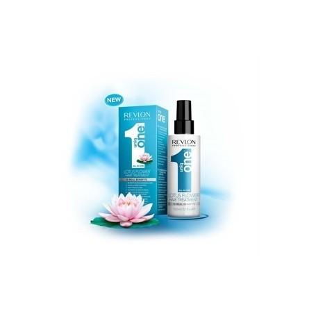 REVLON PROFESSIONAL - UNIQ ONE - ALL IN ONE - LOTUS FLOWER HAIR TREATMENT (150ml) Trattamento