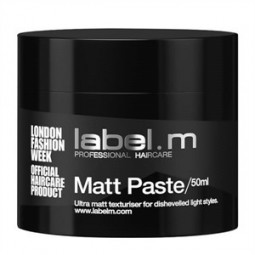 LABEL.M - LABEL.MEN - Matt Paste (50ml) Cera modellante