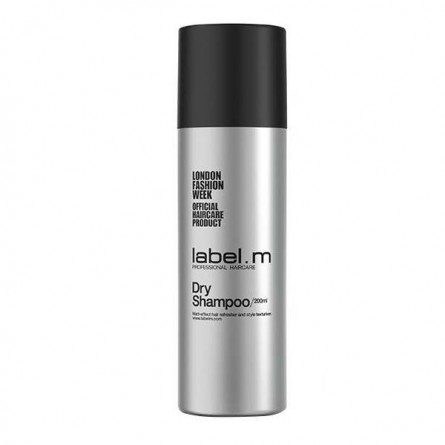 LABEL.M - LABEL.MEN - Dry shampoo (200ml) Shampoo