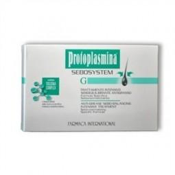 PROTOPLASMINA - FARMACA INTERNATIONAL - SEBOSYSTEM G - TRATTAMENTO INTENSIVO SEBOEQUILIBRANTE ANTIGRASSO (6fiale da 8ml)