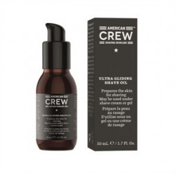 AMERICA CREW - SHAVING SKINCARE - ULTRA GLIDING SHAVE OIL (50ml) Olio