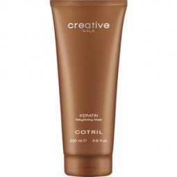COTRIL - CREATIVE WALK KERATIN - Rehydrating Mask (200ml)
