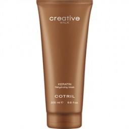 COTRIL - CREATIVE WALK KERATIN - Rehydrating Mask (200ml) Maschera reidratante