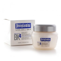 PROTOPLASMINA - FARMACA INTERNATIONAL - VITA-CELL BK4 - MASCHERA SPECIFICA (150ml)