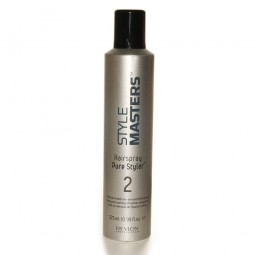 REVLON PROFESSIONAL - STYLE MASTERS - Hairspray Pure Styler (325ml)