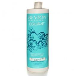 REVLON PROFESSIONAL - EQUAVE - HYDRO DETANGLING SHAMPOO (1 Litro) Shampoo districante