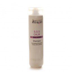 INTRAGEN - COSMETIC TRICHOLOGY - S.O.S CALM (250ml) Shampoo Calmante