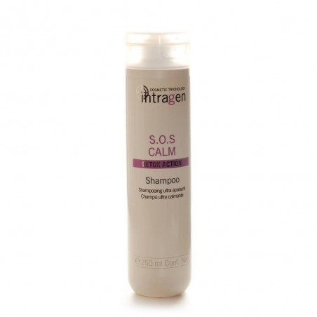 INTRAGEN - COSMETIC TRICHOLOGY - S.O.S CALM (250ml) Shampoo Calmante