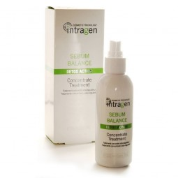 INTRAGEN - COSMETIC TRICHOLOGY - SEBUM BALANCE - Concentrate Treatment (125ml)