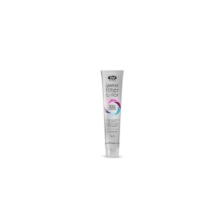 LISAPLEX - FILTER COLOR - METALLIC GINGER (100ml) Crema colorante