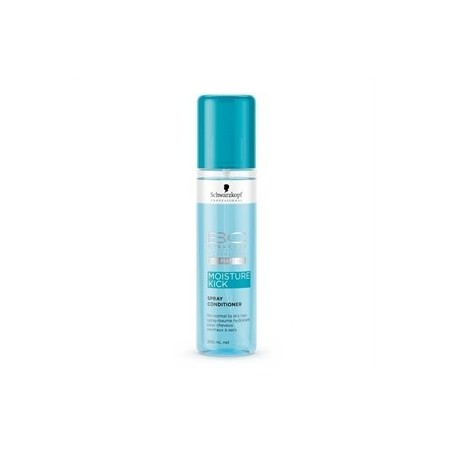 SCHWARZKOPF PROFESSIONAL - BC BONACURE - MOISTURE KICK SPRAY (200ml) Conditioner