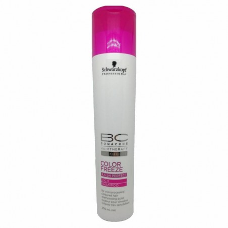 SCHWARZKOPF PROFESSIONAL - BC BONACURE - COLOR FREEZE - RICH (250ml) Shampoo
