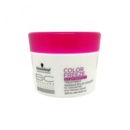 SCHWARZKOPF PROFESSIONAL - BC BONACURE - COLOR FREEZE - TREATMENT (200ml)