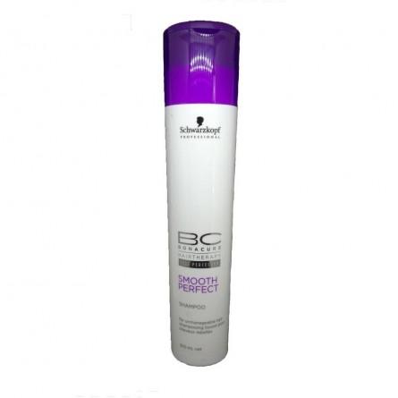 SCHWARZKOPF PROFESSIONAL - BC BONACURE - SMOOTH PERFECT - (250ml) Shampoo
