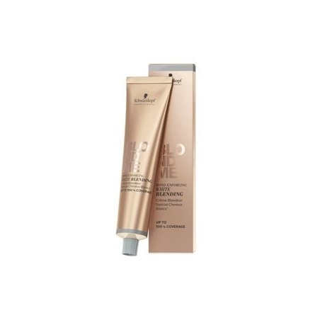 SCHWARZKOPF PROFESSIONAL - BLOND ME - BOND ENFORCING - WHITE BLENDING - W-ICE (60ml) Colore Professionale
