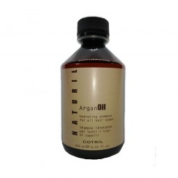COTRIL - NATURIL ARGAN OIL - HYDRATING (250ml) Shampoo