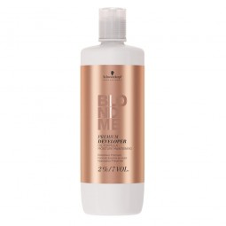 SCHWARZKOPF PROFESSIONAL - BLONDME - PREMIUM DEVELOPER 2% / 7 VOL. (1000ml) Ossigeno per Capelli