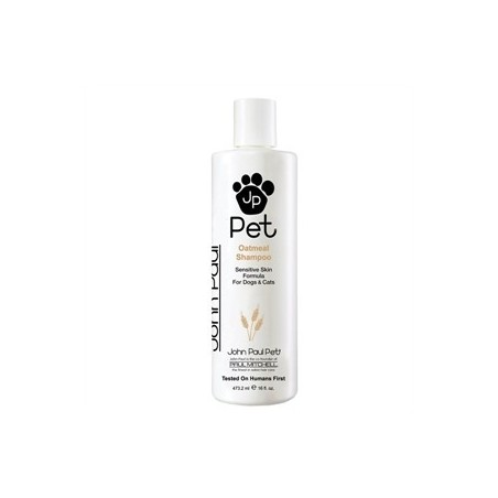 JOHN PAUL PET - CLEANSE - Oatmeal (473,2ml) Shampoo