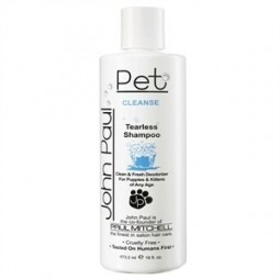 JOHN PAUL PET - CLEANSE - Tearless Shampoo (473,2ml)