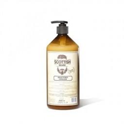 SCOTTISH - HAIR & BEARD - SHAVING CREAM (500ml) Cura della Barba