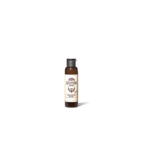 SCOTTISH - HAIR & BEARD - BEARD'S SOAP (100ml) Shampoo Barba e Baffi