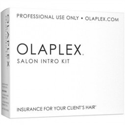 OLAPLEX - SALON INTRO KIT - N.1 Bond Multiplier (525ml) + N.2 Bond Perfector (525ml) Trattamento professionale