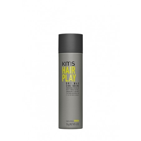 KMS CALIFORNIA - HAIRPLAY - DRY WAX (150ml) Spray