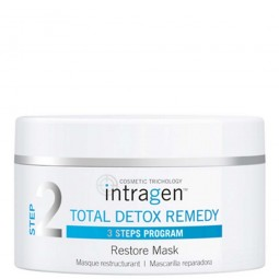 INTRAGEN - COSMETIC TRICHOLOGY - TOTAL DETOX REMEDY - RESTORE MASK (200ml)