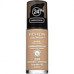 REVLON - MAKEUP - REVLON COLORSTAY MAKE UP - Natural Beige Fondotinta